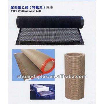 2mm * 2mm heißer Verkauf PTFE beschichtetes geöffnetes Ineinander greifen-Tuch