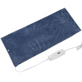 "UL Approved Washable Heating Pad King Size with LCD Controller 12""X24"" For Pain Relief"
