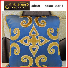 Embroidery Decorative Cushion Fashion Velvet Pillow (EDM0337)