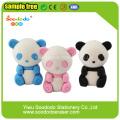 Китай милые панды Ластик