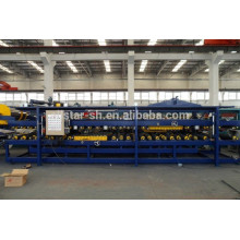 Polyethylene/EPS Sandwich Panel Production Line