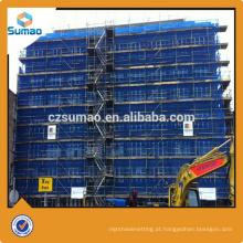 Alibaba china promocional construção à prova de som de compensação