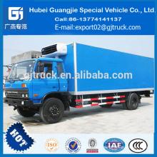 Camion congelé 4X2 Dongfeng camion réfrigéré viande réfrigérateur légumes frais camion de refroidissement van camion