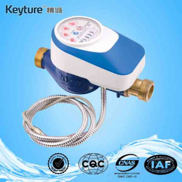 Wired Valve Control AMR Water Meter