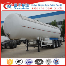 China hizo (C3H8) 3 ejes / tri-eje de remolque de tanque de GLP