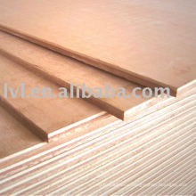 Harwood okoume plywood