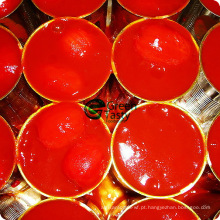 2015 Nova Conserva China Tomate em Lata
