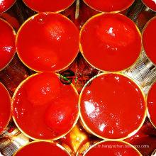 2015 Nouvelle tomate en conserve en Chine