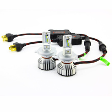 9007 Сид 6000lm 6500k Белый Привет/Lo луч Ф2 светодиодный головной свет автомобильных деталей в комплекты для переоборудования СГ МТП с CE и RoHS