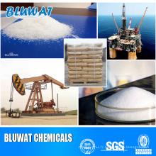 Viscosité élevée du polymère de polyacrylamide partiellement hydrolysé (PHPA) pour le forage de pétrole