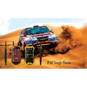 Рейтинг IP68 Tough Phone