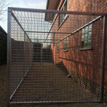 Utomhus Heavy Duty Dog Run Kennel