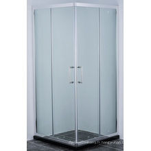 Panneaux de douche en verre vitré