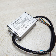 26W to 320W Inventronics EUC series 60W 1200mA constant current transformer with UL CE EUC-060S180SVM0006