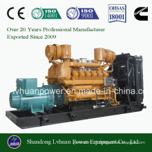 882kw Super Power Diesel Generator Set Power Plant