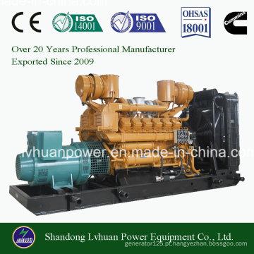 Central elétrica diesel do grupo de gerador do poder 882kw super