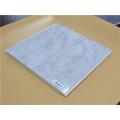 Light Color Weight Plastic Drop Ceiling Tiles