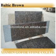 baltic brown granite sample (free)