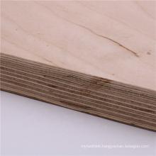 E1 glue 15mm 18mm die cutting board plywood for desktop