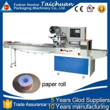 Kissen Typ automatische Papier Rollenwickelmaschine Preis TCZB-450D