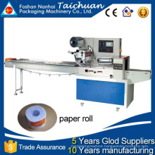 Pillow Bag Packing Machine For Toilet Paper Roll