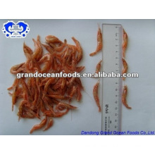 dried red shrimps