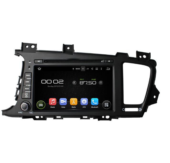 KIA K5 & OPTIMA Car Audio DVD Player