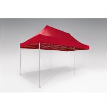 High quality waterproof oxford shape steel frame 3x6m