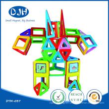 Ce Aprovado DIY brinquedo educativo magnético para crianças