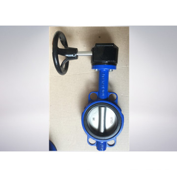 Pn10/16/150lb/JIS10k/16k Resilient Seated Butterfly Valve