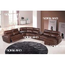 Diseño moderno de muebles Asiento de cine en casa (854 #)