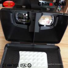 Negro / blanco 3.5-6.0 pulgadas Teléfonos 3D Vr Gafas