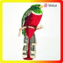 Beautiful brids for decoration garment