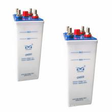 batería de níquel cadmio 500ah batería nicd para ups