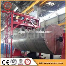 Hot Sale Gas Tank Seam MIG Welding Machine