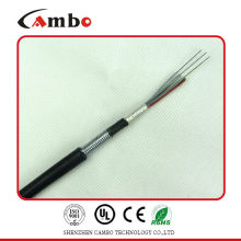 Cable de fibra óptica de 6 núcleos