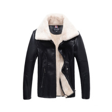 Custom PU mens latest design woodland winter jackets from china manufacturer wholesale