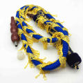 1.8m Blue Dragon Shape Hookah Shisha Hose with Wooden Mouthpiece (ES-HH-013-2)
