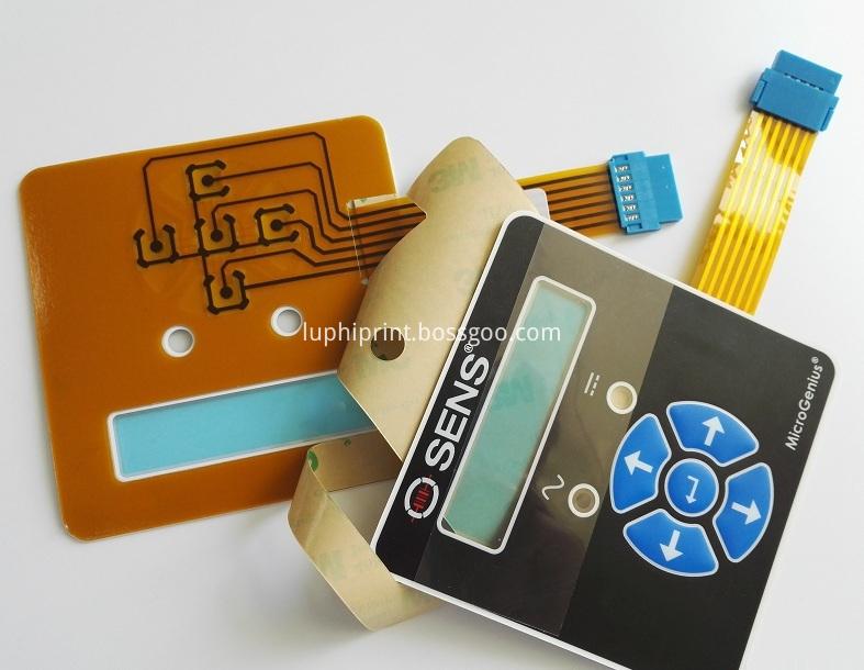 FPC Circuit Membrane Keypad