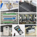 ELE6015 cheap 3axis mini wood carving cnc router with vacuum table