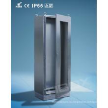 Из нержавеющей стали Водонепроницаемый современный дизайн с Glaed двери шкафа