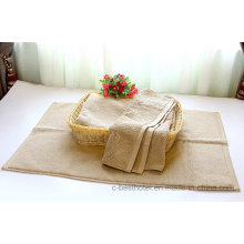 Toalha de algodão Jacquard de algodão super macio e luxuoso para hotel
