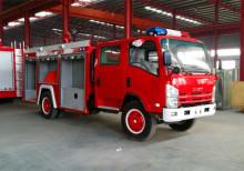 ISUZU 4 x 2 फायर वाहन