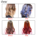 Washable temporary hair color spray, instant hair coloring spray