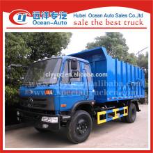 2015 camión de basura clw baratos de la basura