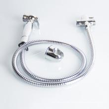 Hot sale handheld brass bathroom faucet bidet pet shower sprayer set