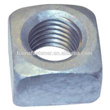 Porca de trava de aço inoxidável de aço inoxidável A2-70