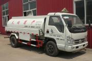 4x2 4.5m3 Oil Truck Forland Fuel Tanker Truck