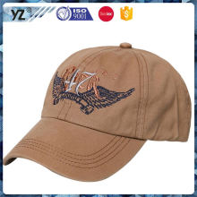 Most popular fine quality fitted baseball cap sport cap made in china