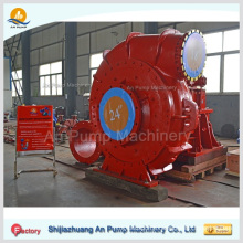Heavy Duty Dredge Gravel Pumps for Tunnelling